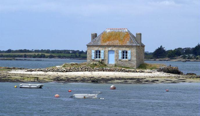 16 - Lorient - Quiberon : la ria d'Etel et les îles de Houat (A faire) et d'Hoëdic