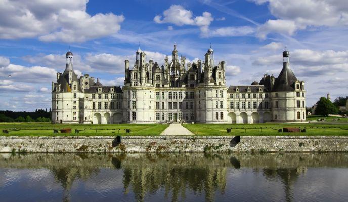 La Loire à vélo et ses grands châteaux : de Blois à Tours