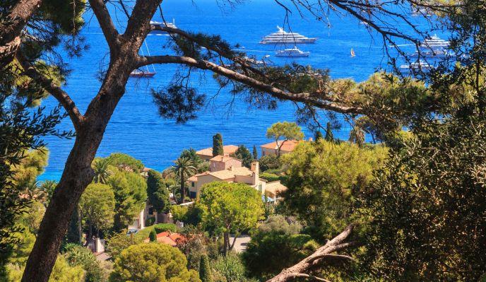 Jardins et villas d'Azur